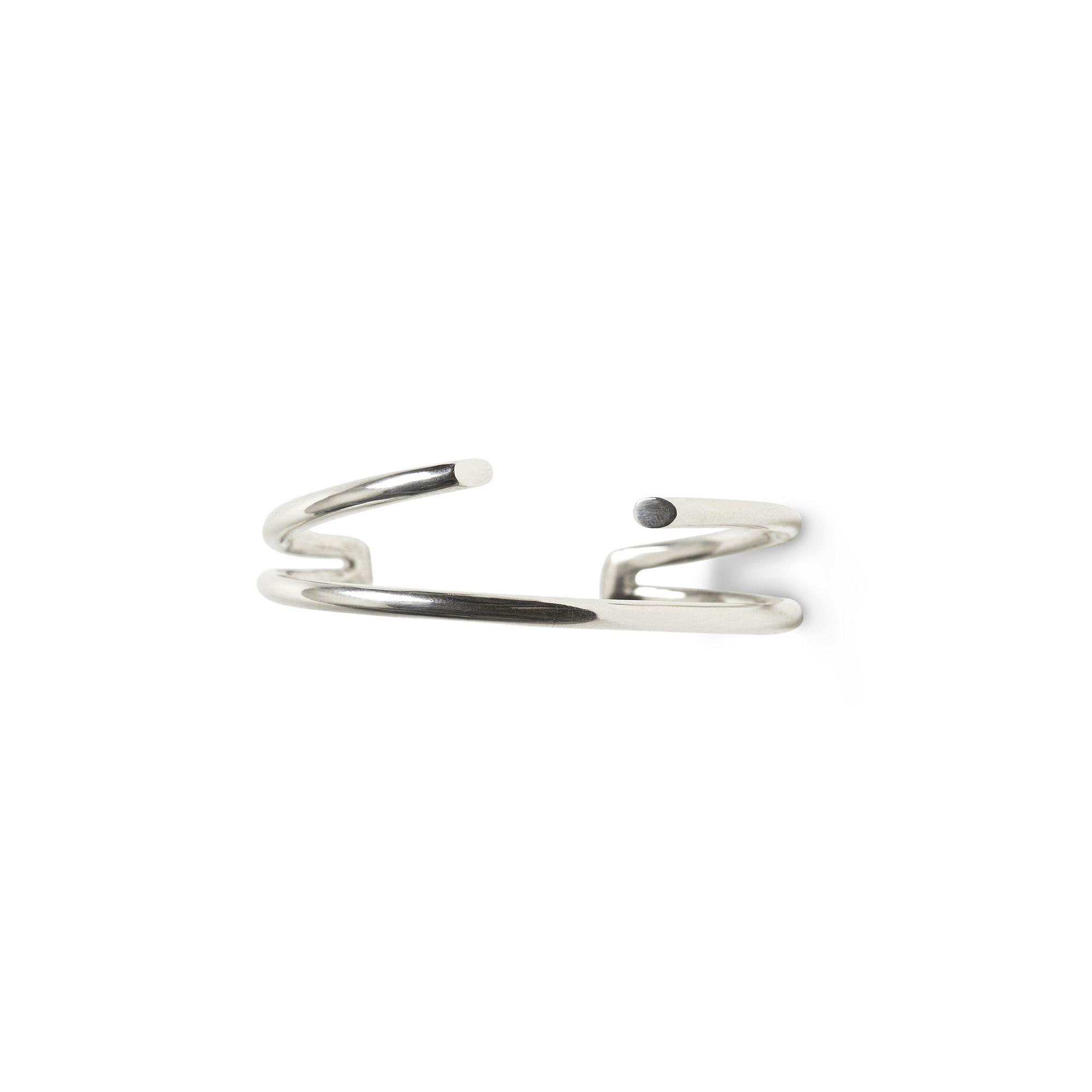 2 element 'Neon' bracelet Bracelet in silver