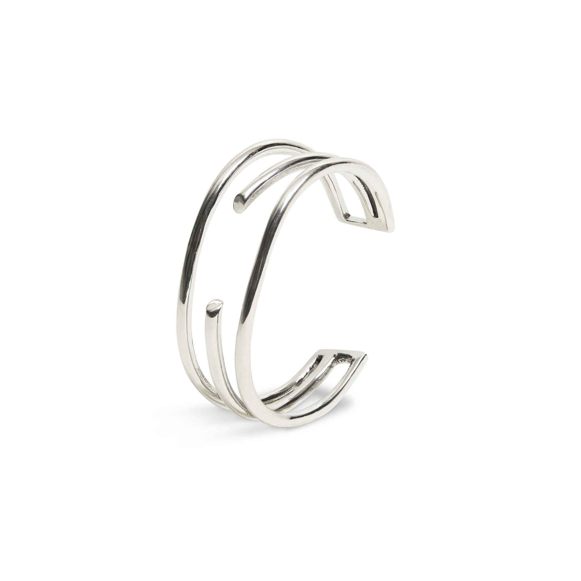 3 element 'Neon' bracelet Bracelet in silver