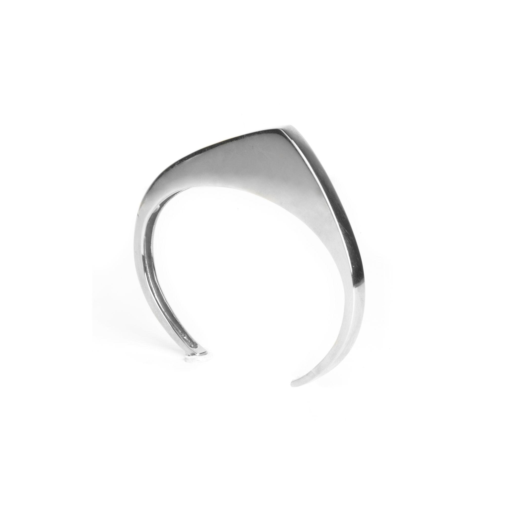 1 element 'Congiunzioni' bracelet Silver bracelet