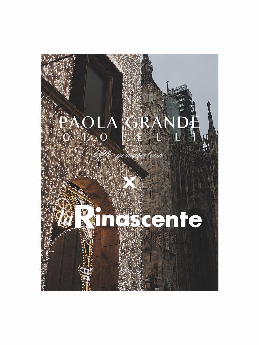 Paola Grande X la Rinascente