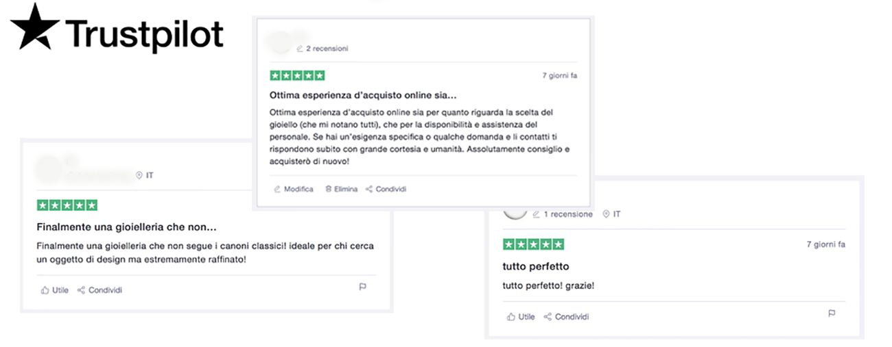 Reviews Your opinion is important to us!