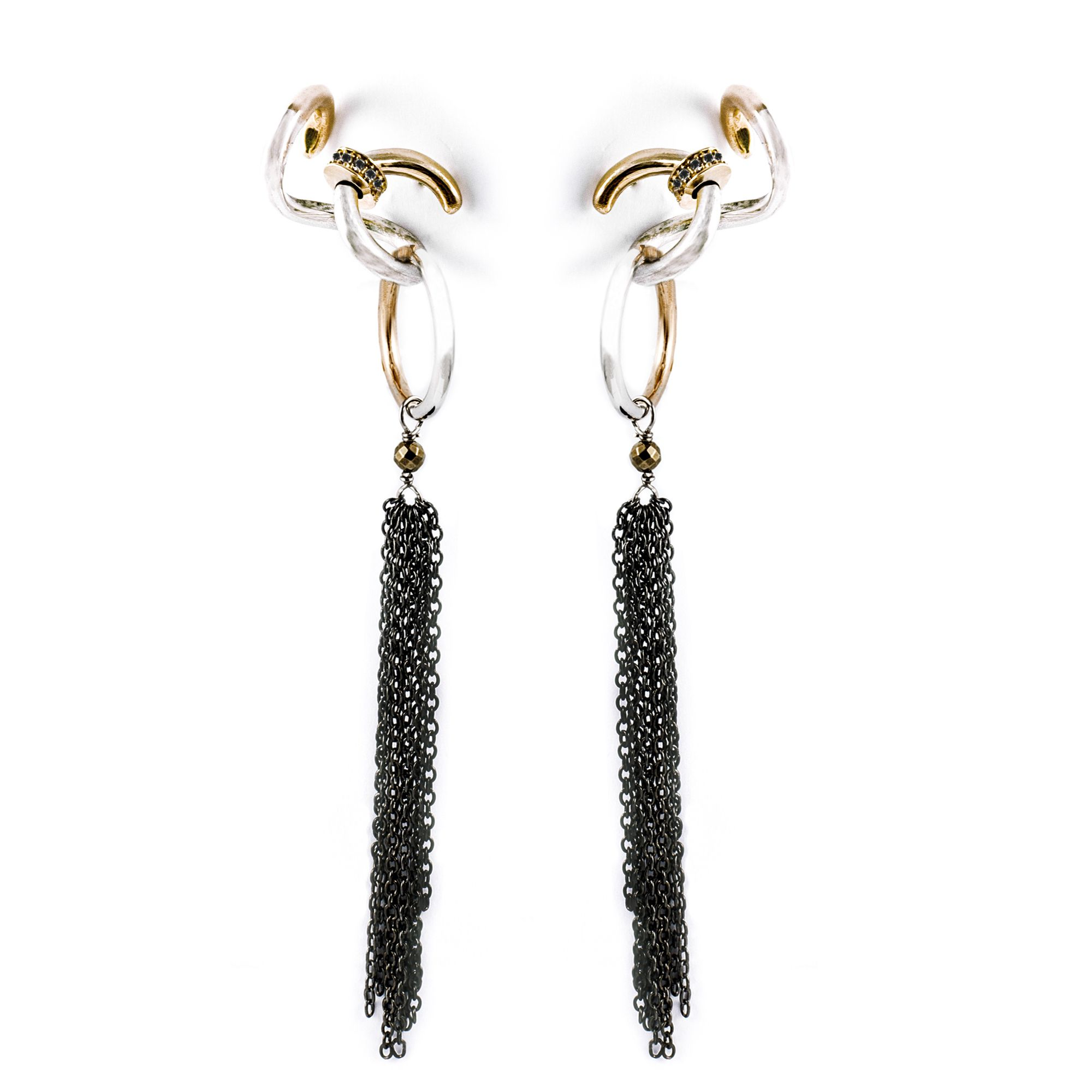 fringe tassel jack jewelry enlarged diamond products vartanian earrings